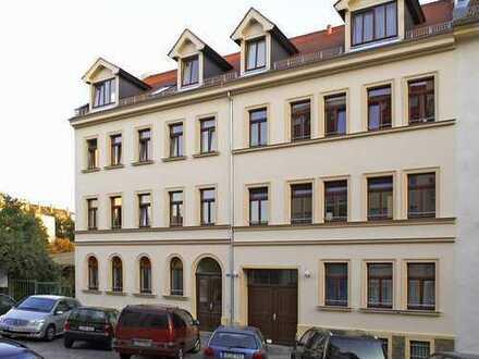 3-Zimmerwohnung in wunderschöner Wohnanlage in Leipzig, Körnerstraße 12-14