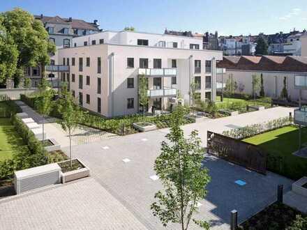 Ruhig Wohnen im Schwedenpark mit großer Terrasse, Nr. 55