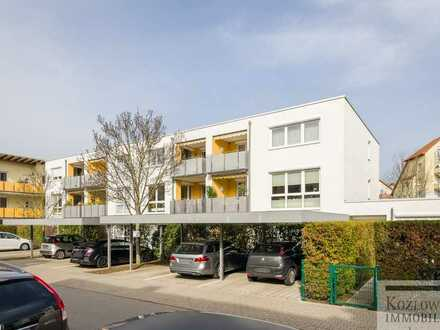 RESERVIERT: Modern, barrierefrei, sonnig - Komfortwohnung mit Loggia und Wellnessbereich!