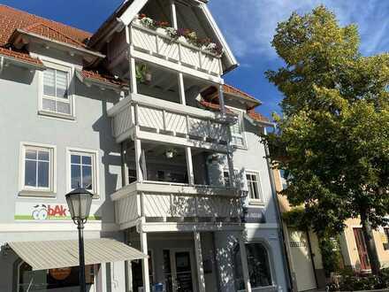 Gepflegte 3-Zimmer-Wohnung mit Balkon in Schömberg