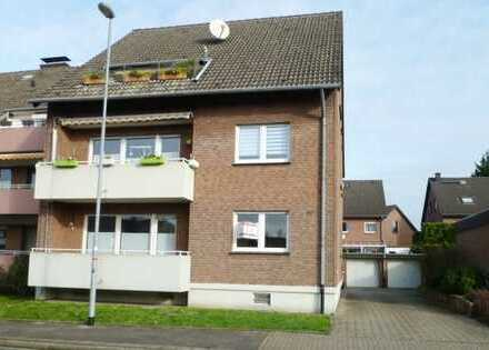 Gut aufgeteilte Eigentumswohnung in begehrter Wohnlage von Moers - Asberg