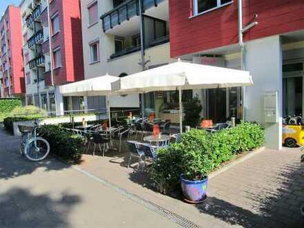 Eiscafe in Karlsruhe-Weststadt