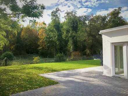 Hochwertiges Wohnen mit der Natur verbinden - Zwei neue DHH direkt am Wald - keine Käuferprovision!