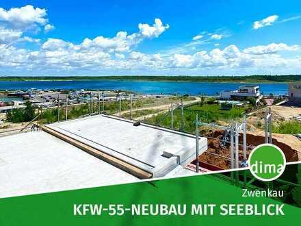 Seeblick garantiert! KfW-55-Neubau mit attraktivem Tilgungszuschuss durch neue Förder-Richtlinien.