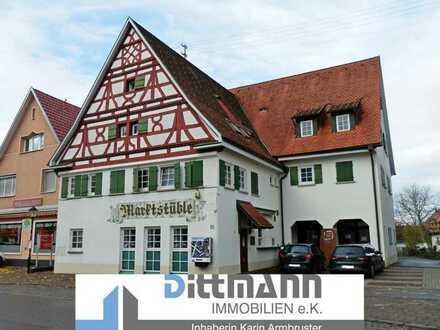 Gemütliche 1- Zimmer Wohnung in Winterlingen