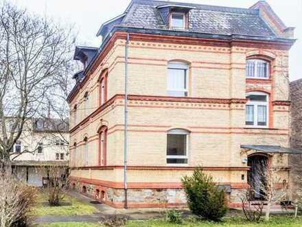 Herrschaftliche Villa am Rheinufer
