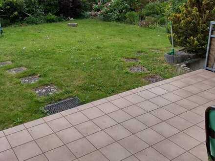 4/5-Zimmer-Wohnung mit großem Garten, Hobbyraum und Einbauküche in zentralem Philippsburg