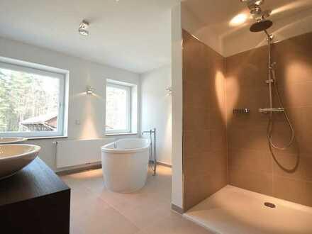 Luxuriöse Design-Wohnung mit Seeblick in der Villa Lönssee