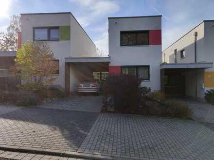 Modernes Reihenhaus am südlichen Dresdner Stadtrand