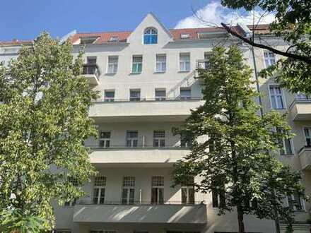 Perfekte 5 Zi.-Wohnung - sonnig, ruhig, Balkon... sehr schön! 4er WG-geeignet!