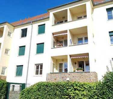 2 Raumwohnung im Südwesten Leipzigs mit 2 Balkonen
