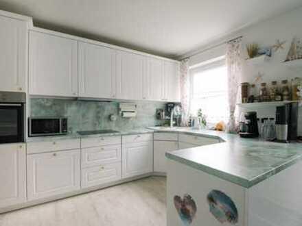 PROVISIONSFREI 3 Zimmer Whg mit Wohnküche + Südbalkon für Kurzentschlossene