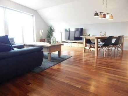 RESERVIERT!! Tolle Eigentumswohnung mit insgesamt rd. 150 m² Wohn/Nutzfläche