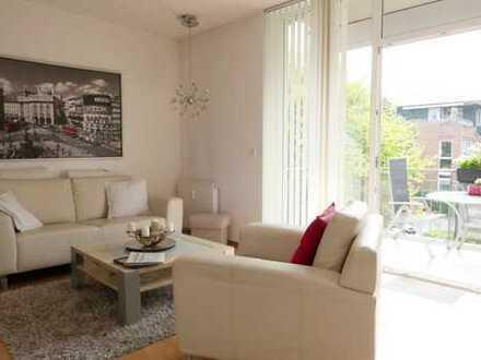 Gartenstadt Mühlenhof - sonnige 3 Zimmer zum Mietbeginn mit Designbelag in Holzoptik