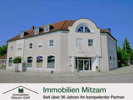Laden- bzw. Büro- Praxisflächen in bevorzugter Lage von Dietfurt (Altmühlal)