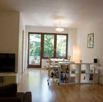 Lichtdurchflutete 2-Zimmer-Wohnung mit Balkon in Ehrenfeld, Köln