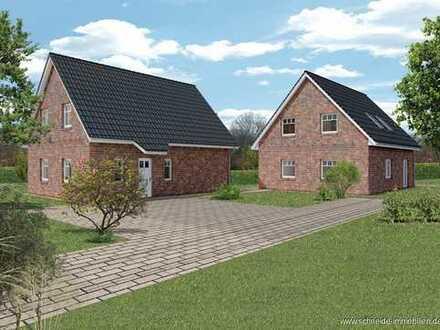 Schicker Neubau! 4 Zimmer Einfamilienhaus (KfW 40) in Feldrandlage von Hamburg-Fünfhausen