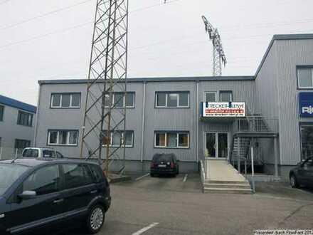 Büro-/Ausstellungsflächen in attraktiver Lage im GI- KA-Nordost