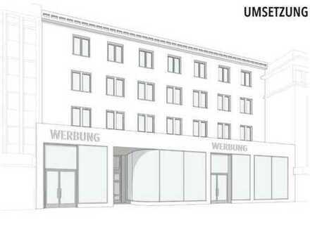Citykern | 1.500 m² | Mietpreis auf Anfrage