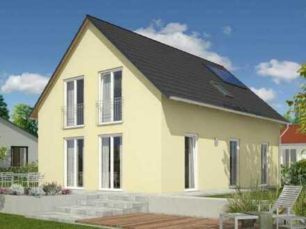Tolles Neubau-Haus mit Keller und Bauplatz: Schick - Modern - Bezahlbarneues