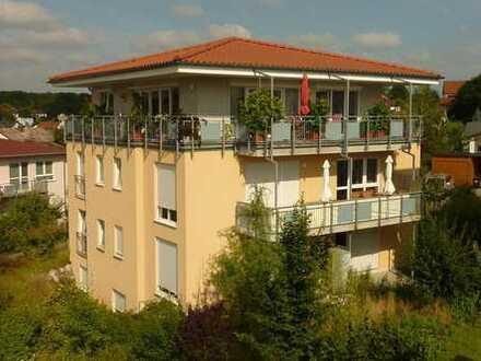 3-Zi.-Penthouse-Wohnung in Günzburg-Reisensburg