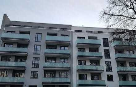 Erstbezug – Exklusive 2-Zimmer-Neubauwohnung am Lousberg