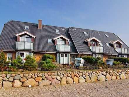 Sehr gut geschnittene 3-Zimmer-Wohnung mit Südbalkon in Alt-Westerland