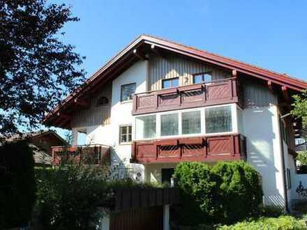 Schöne 2-3 Zi.-Wohnung in Oberstaufen
