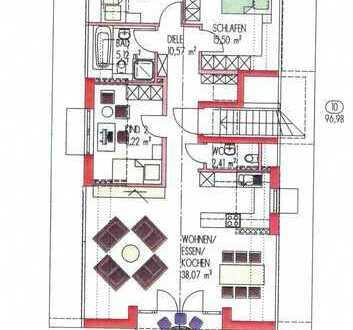 NEUBAU 4-Zimmer-Eigentumswohnung in Schrobenhausen zu verkaufen !