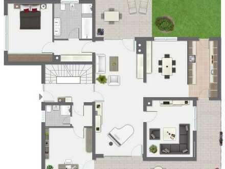 Schöne 4 Zimmerwohnung mit großer Terrasse