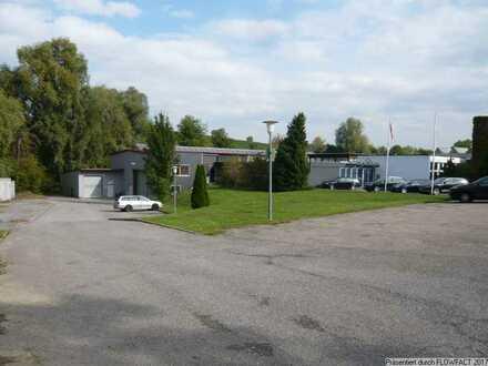 Gepflegte Gewerbeliegenschaft auf ca. 21.000 m² großem Grundstück bei Bretten