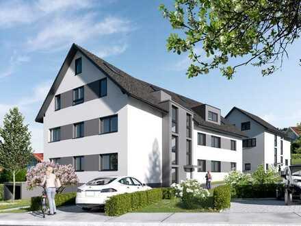 SONNE PUR: 4-Zimmer-Neubauwohnung mit Platz für die ganze Familie!