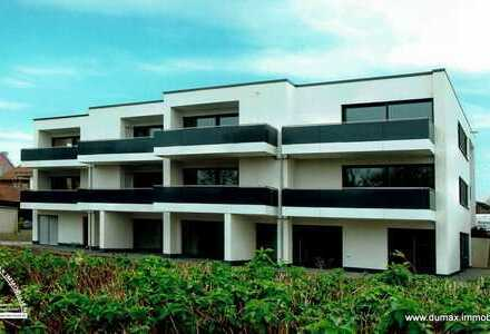 DUMAX°°°Traum-Gartenwohnung in Sassenberg in idyllischer Lage mit Blick auf die Hessel