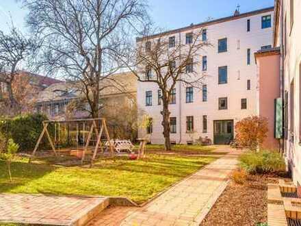 3-Zimmer-Altbauwohnung in Friedrichshagen
