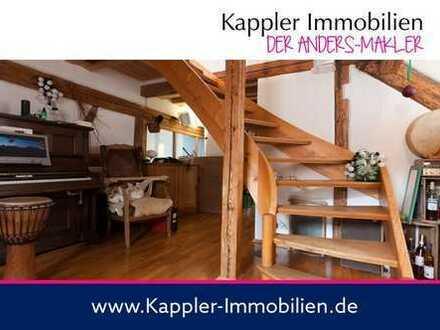 Große 5 Zimmer-Wohnung in der historischen Altstadt von Marbach I Kappler Immobilien