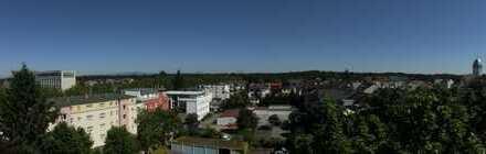 Stilvolle, sanierte 5-Zimmer-Maisonette-Whg mit Dachterrasse und einzigartigem Blick in Neu-Isenburg