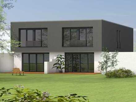 Modernes Doppelhaus in Niederrabenstein (WE 2)