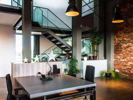 Parkplätze / Aufzug / Loft - Neuwertige Büroflächen in Siegburg zu vermieten!