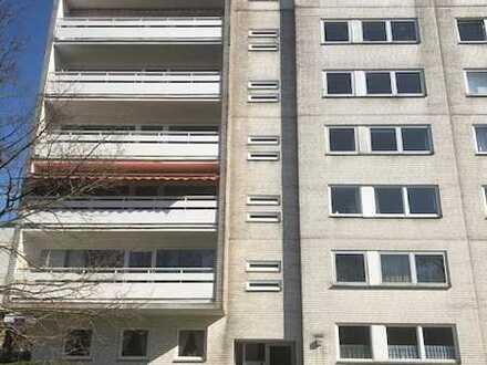 Gepflegte 3-Raum-Wohnung mit Balkon in Aachen