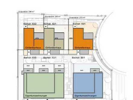 Attraktive 3-Zimmer-Wohnung mit Terrasse & Gartenanteil (Whg. 1)