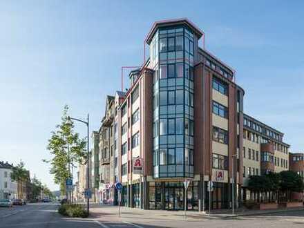 Bürofläche auf 120 m2, zentrale Lage in Weißenfels - 3-2-1-Deins - Aber beeil Dich