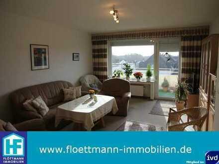 Helle 3-ZKB Wohnung mit Balkon in Ummeln!