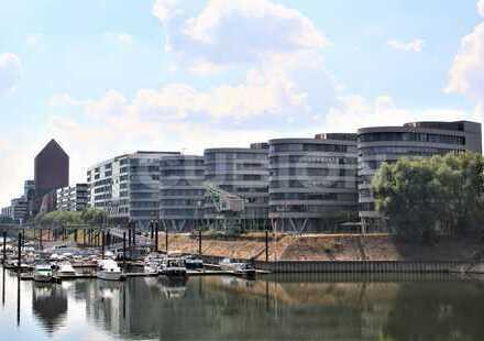 FIVE BOATS - Hochmoderne Bürofläche mit direktem Blick auf den Innenhafen!