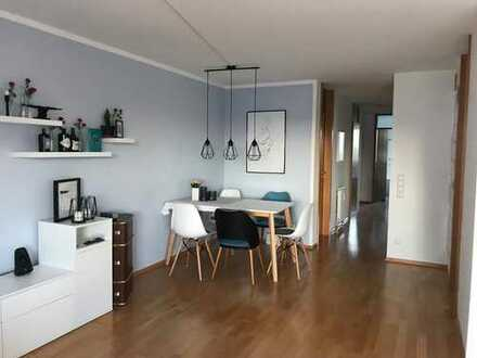 helle 3-Zimmer-Wohnung mit EBK und Balkon in Illingen