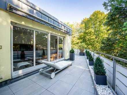 Simply wonderful - herrliche Dachterrassenwohnung
