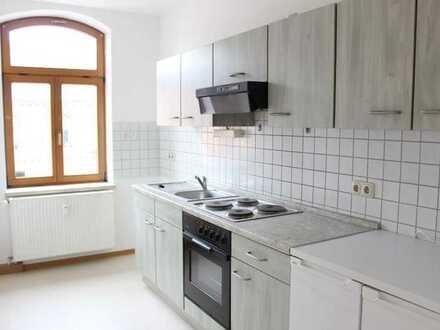 Klein, aber fein! Sanierte 1-Raum-Wohnung mit Einbauküche zum Sofortbezug