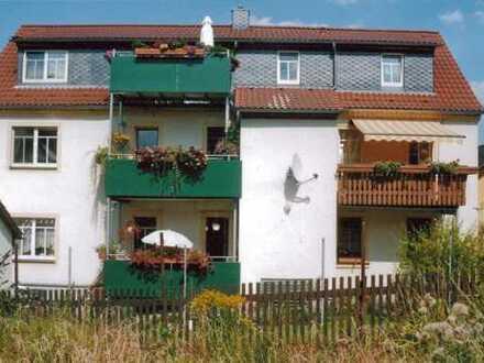 Schöne 2-Raum-Wohnung in ruhiger Lage, 1. OG