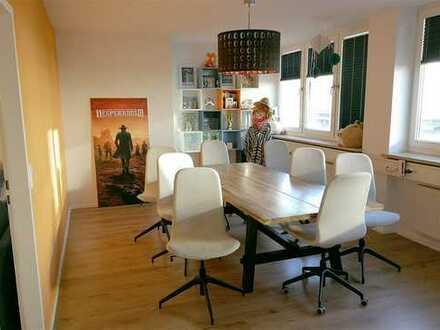 Modernisiertes 3-Raum Büro in München