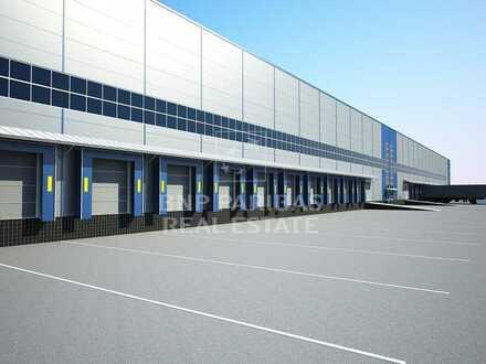 Industriehalle zur Vermietung