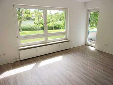 Erstbezug nach Sanierung - helle 3-Zimmerwohnung mit Balkon!